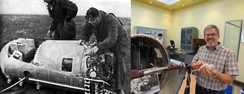 Tézio et Lunokhod 2 au pays de Gagarine - Page 2 61410