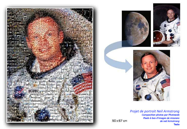 Poster Neil Armstrong Armstr11