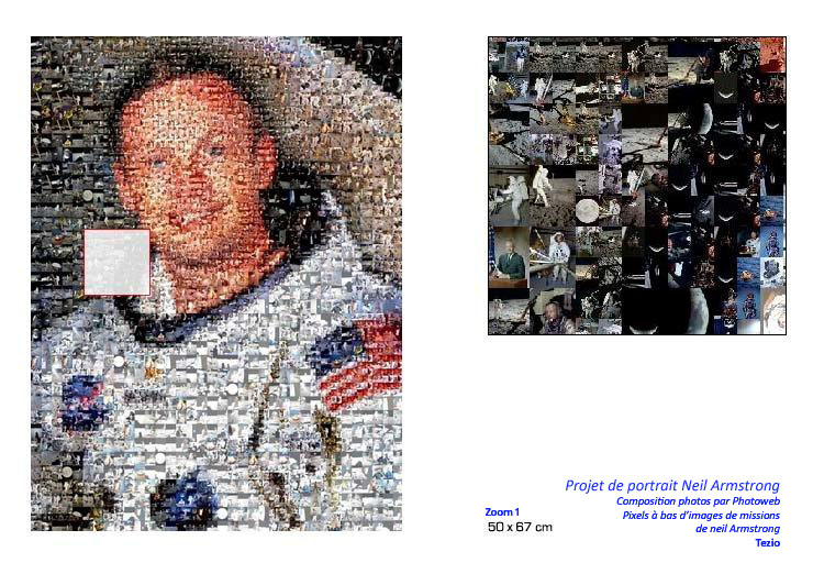 Poster Neil Armstrong Armstr12