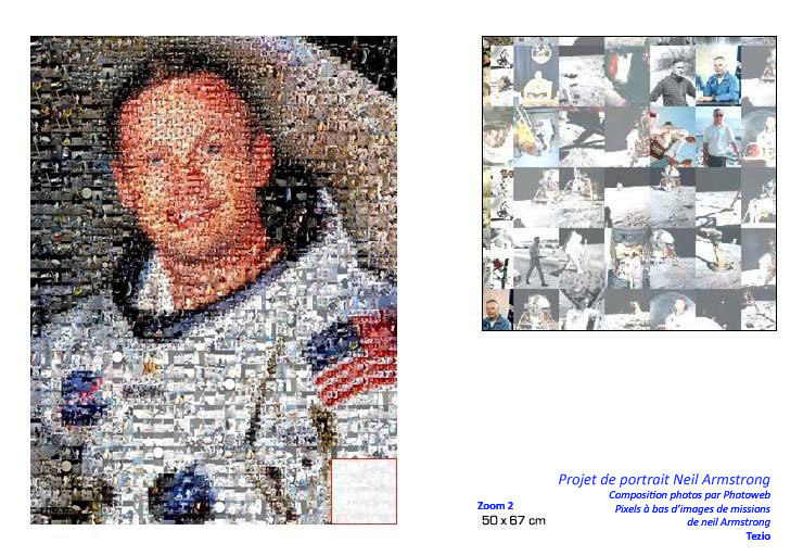 Poster Neil Armstrong Armstr13