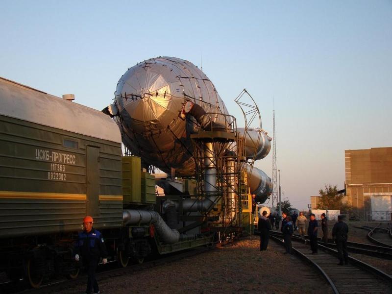 Soyouz-2.1a / Fregat (MetOp-B) - 17.9.2012 Dsc03110