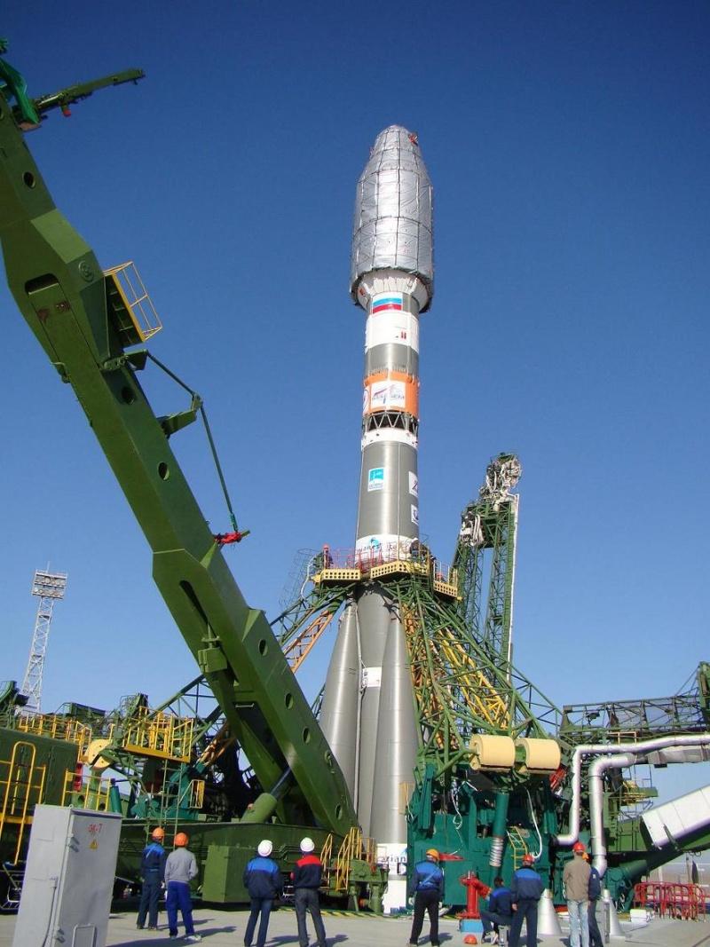Soyouz-2.1a / Fregat (MetOp-B) - 17.9.2012 Dsc03310