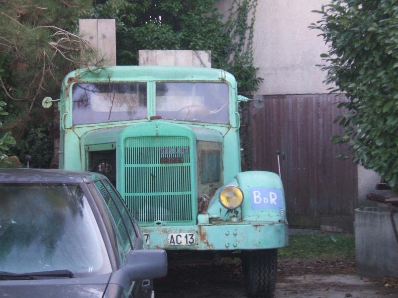 Les véhicules du centre de formation Emile Picot Centre25