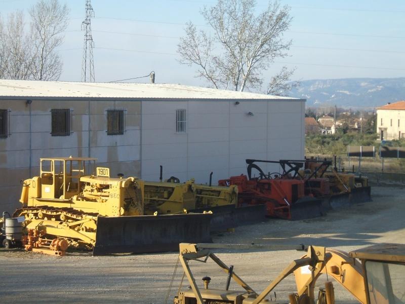 Les véhicules du centre de formation Emile Picot Centre27