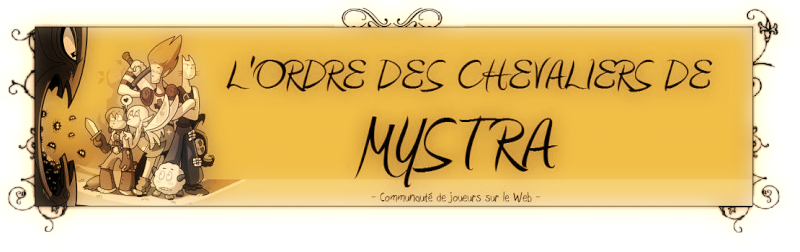 Ordre des Chevaliers de Mystra