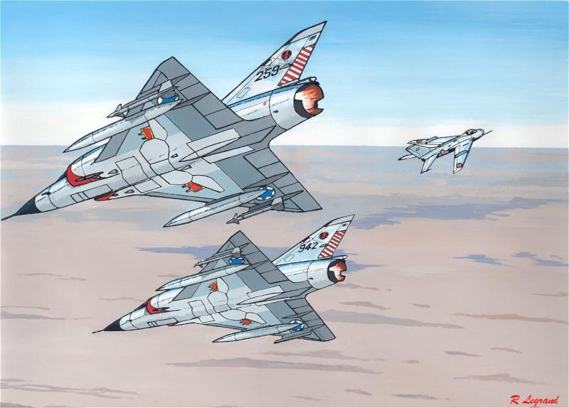 Mirage IIIC Tab19310