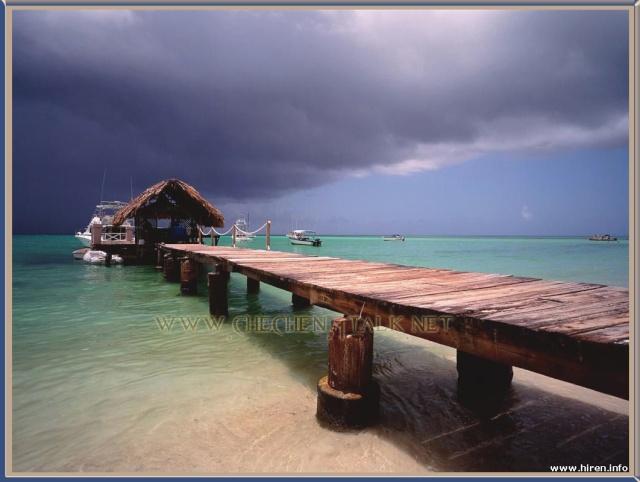 ( مناظر من الطبيعه ) خلفيات لسطح المكتب Caribb10
