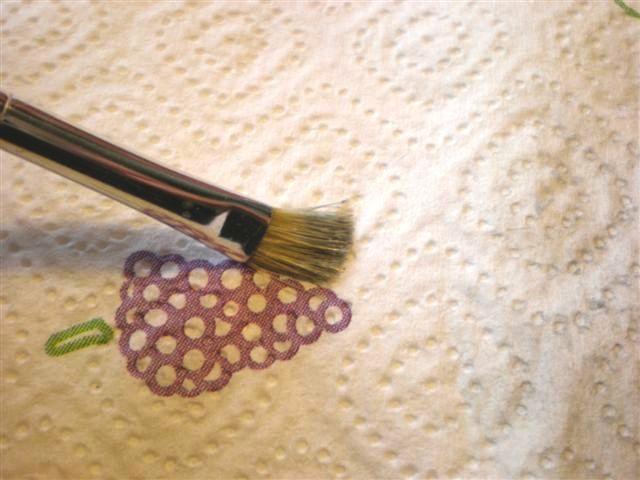 Faire un brossé a sec alu sur un châssis (dry-brush) Mercur13