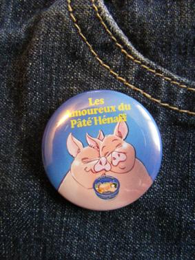 Le club des amoureux du pâté HENAFF Badge10