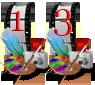 Теория цвета в скрапбукинге. Iaoaia11