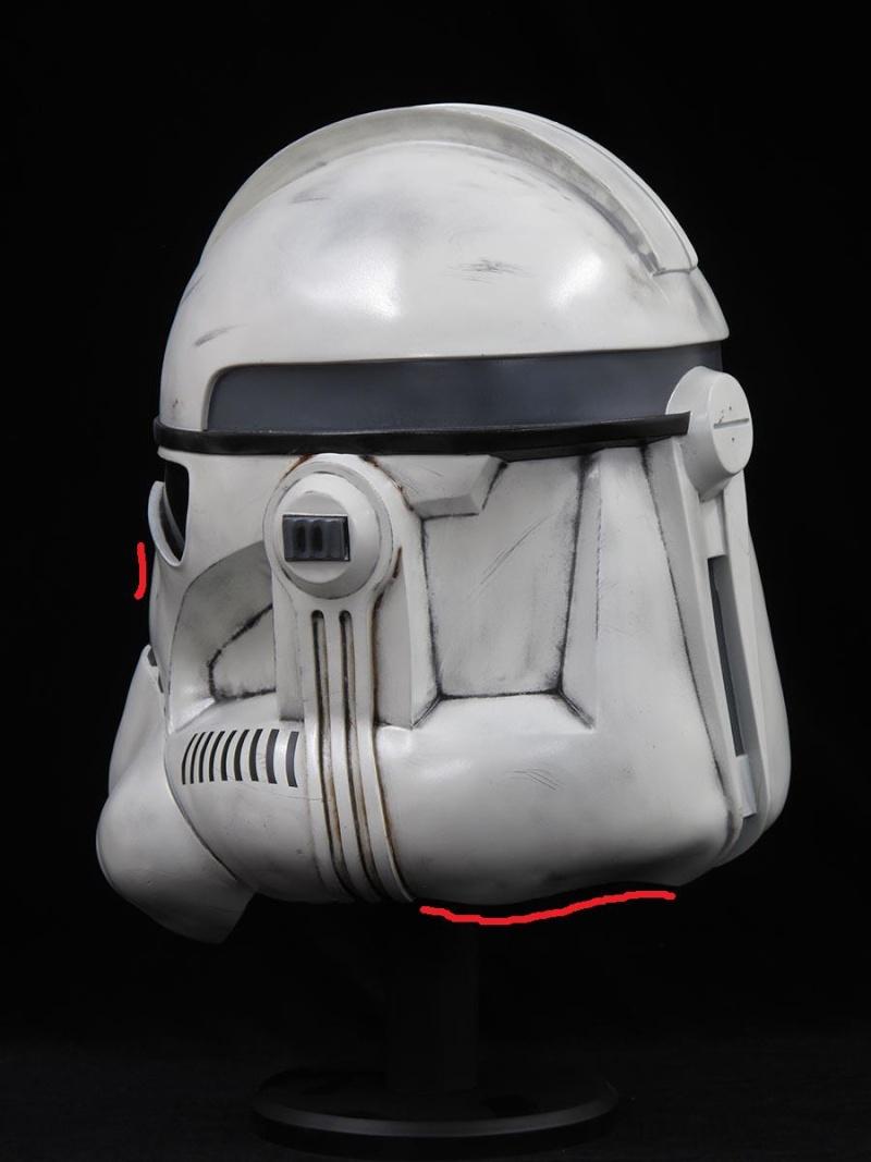recherche casques clones  en props ou en kit E3clon10