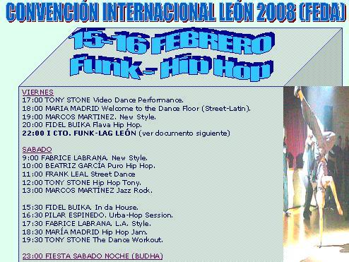 CONVENCIÓN INTERNACIONAL LEÓN (FEDA) Feda_111
