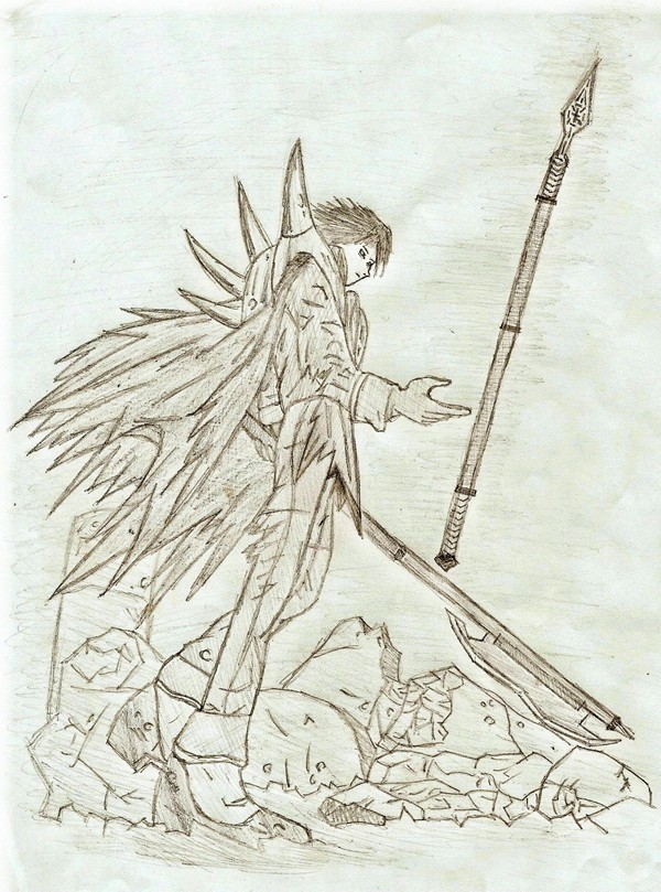 L'Art de Crow Master Aleph10