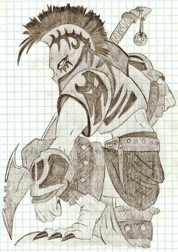 L'Art de Crow Master Selig10