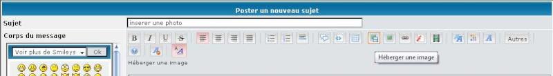 tuto: comment inserrer une image sur le forum - Page 2 Insere10