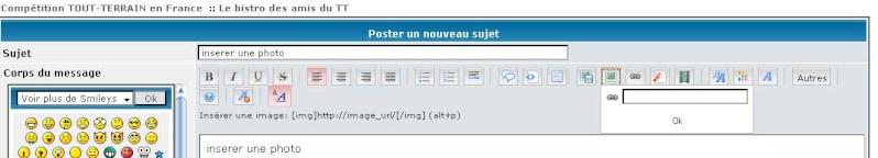 tuto: comment inserrer une image sur le forum - Page 2 Insere14