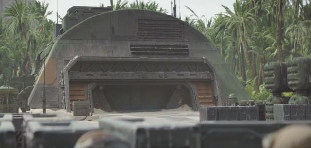 STAR WARS : Scarif 1/48 Bunker10