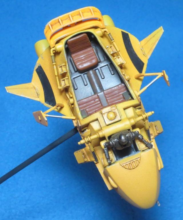 Airspeeder taxi Dessus10