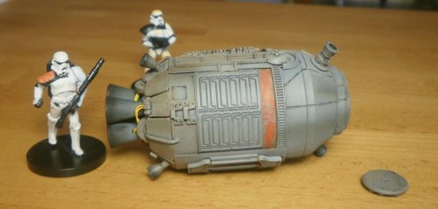 STAR WARS - Look sir, Droids - escape pod en scratch Final_10