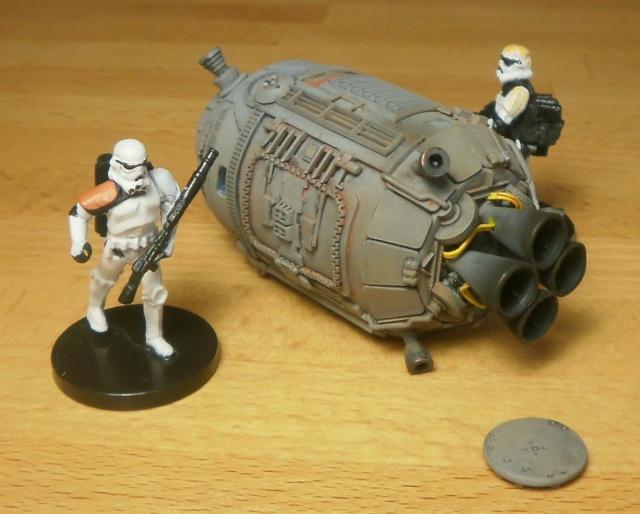 STAR WARS - Look sir, Droids - escape pod en scratch Final_11