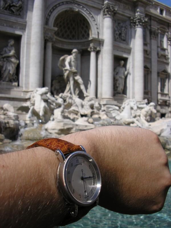 Des racines et des ailes sur Rome : la suite (modem burner) Rome-k10