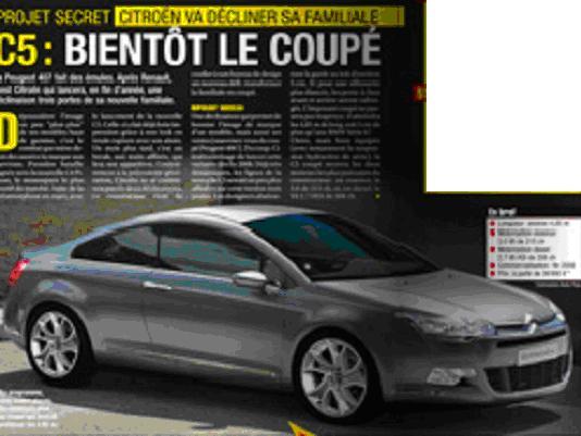 201? - [RUMEUR] Citroën C5 Coupé [X75] - Page 6 C5_cou10