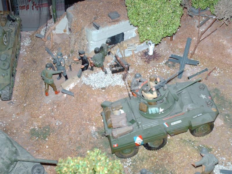 diorama 1ere Armée française. Hpim1921