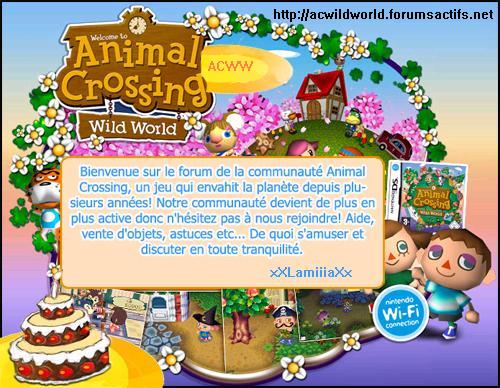 Animal Crossing : Un Monde Sauvage