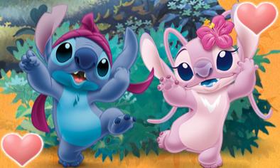 JAPON : Les personnages populaires qui ne le sont pas en France Stitch12