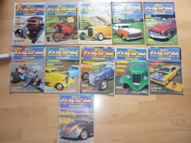 rod et custom magazines (80's) P1010916
