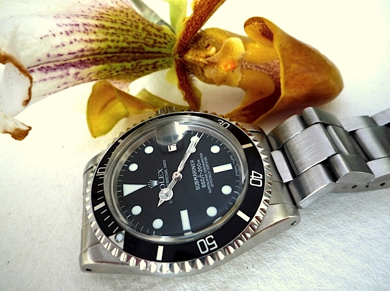 "Submariner Date 1680 ""Blanche"" 1680ey10"