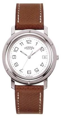 Et quelles montres portent vos épouses ou conjointes ? - Page 2 Hermes10