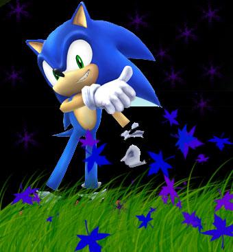 Fan Art de Sonic Super_10