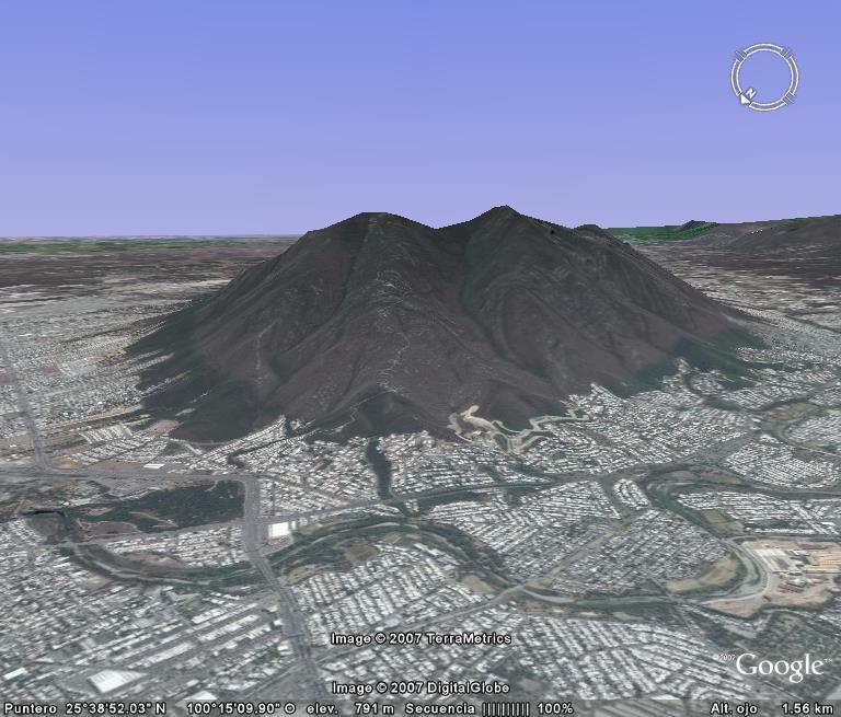 El tesoro desconocido del Cerro de la Silla. Cerro_10