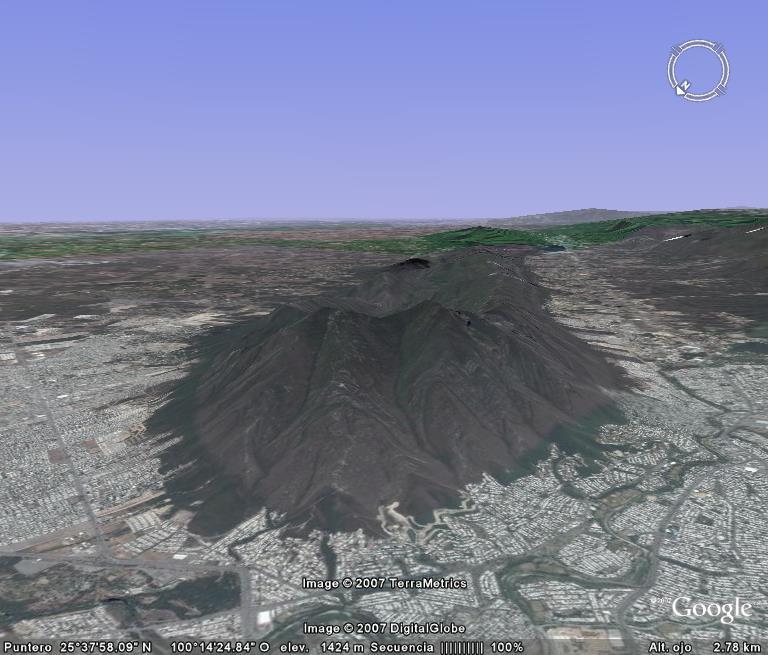 El tesoro desconocido del Cerro de la Silla. Cerro_11