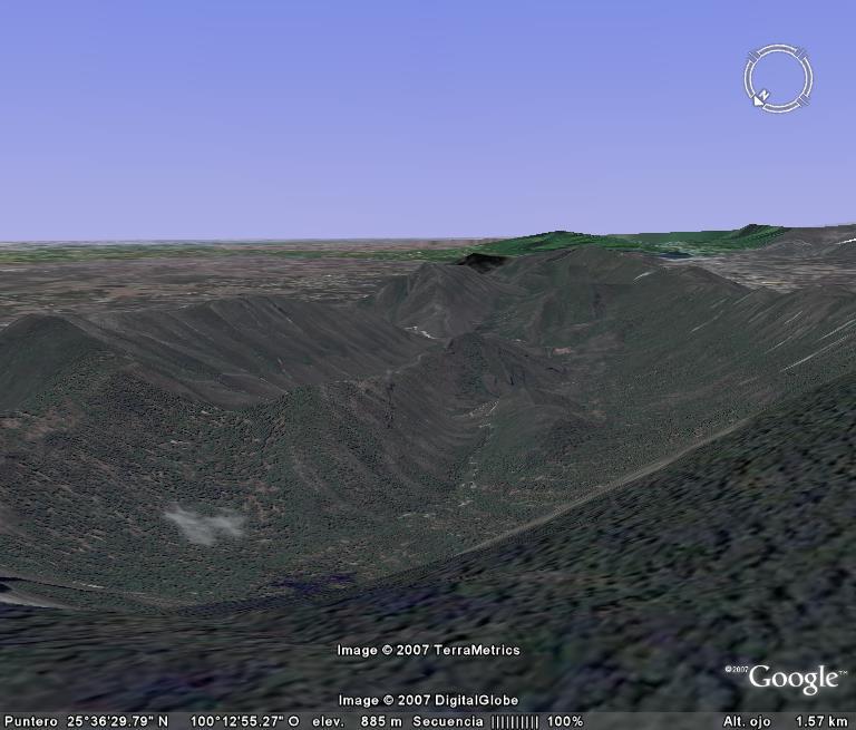 El tesoro desconocido del Cerro de la Silla. Cerro_12