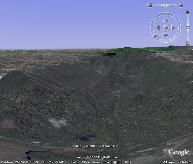 El tesoro desconocido del Cerro de la Silla. Cerro_13