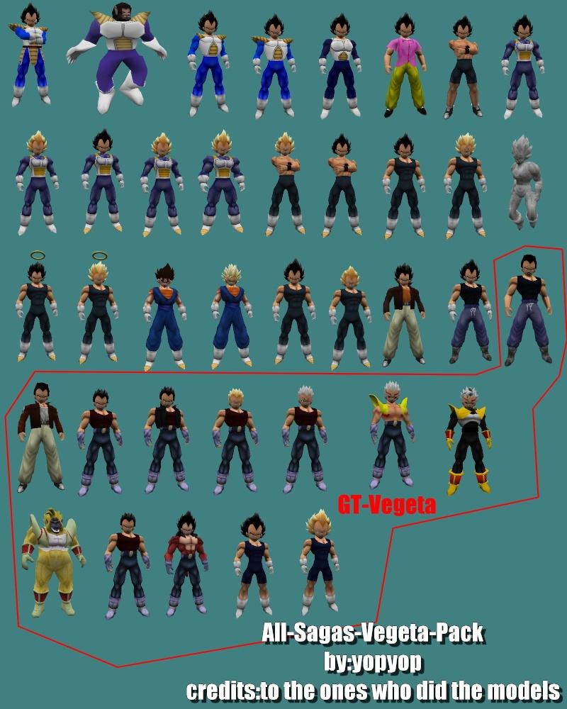 Models para ESF ECX All_sa11