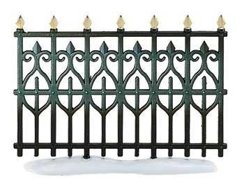 Graveyard Idea- Tombstone/Monument/Mausoleum Ref. Images Fence_10