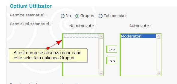 Noutati: formular de contact, favicon, copierea permisiunilor unui forum la altul, etc Firme110
