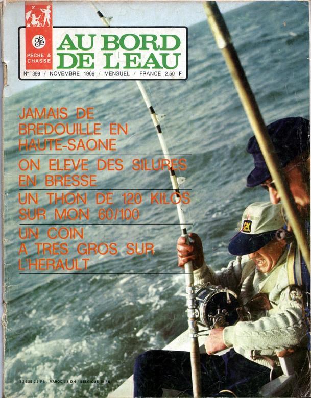le silure et sa place dans nos cours d'eau , (suite) - Page 7 Couver10