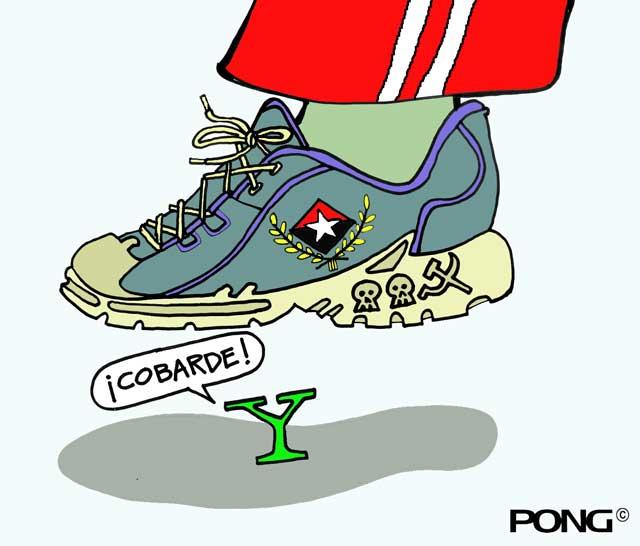 La opinion grafica y las caricaturas revolucionarias Cobard10