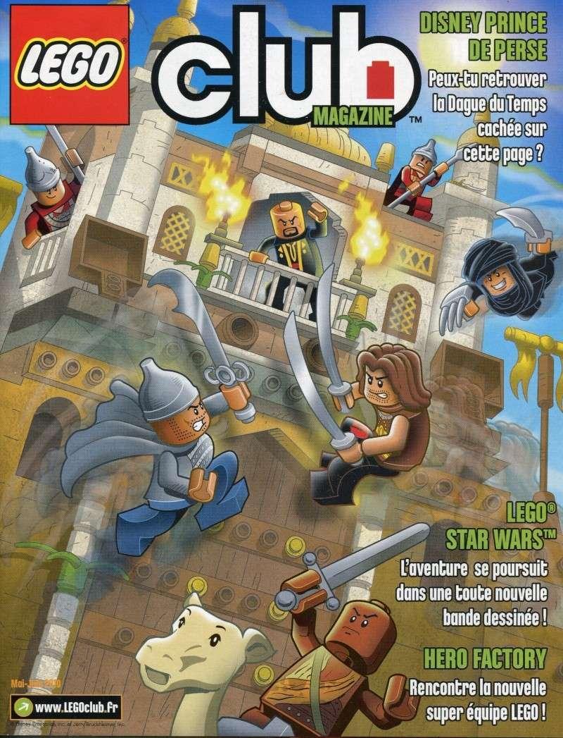 [Comics] LEGO Magazine mai - juin 2010 Diapos10