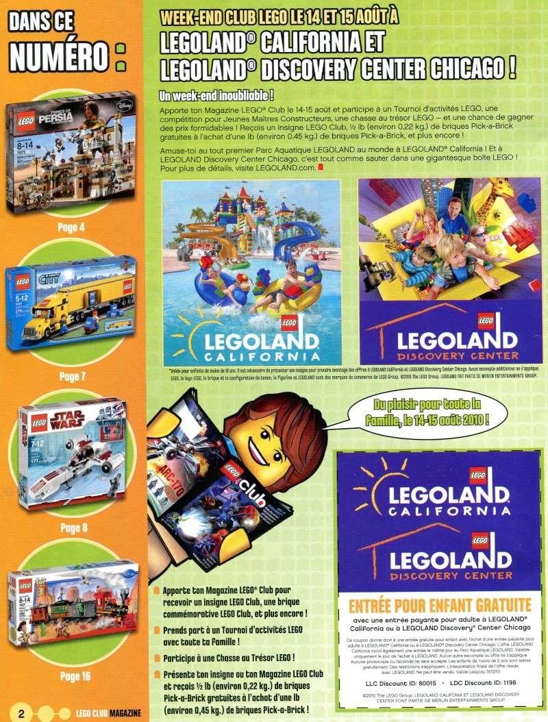 [Comics] LEGO Magazine mai - juin 2010 Diapos11