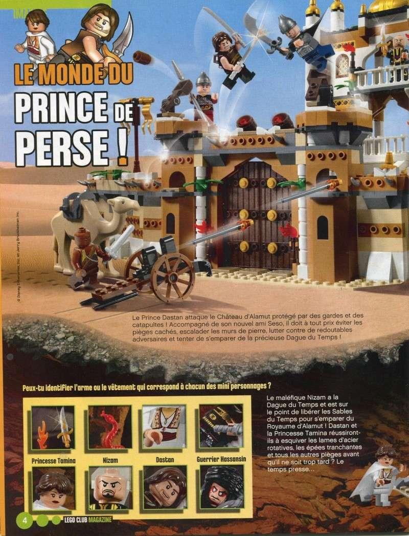 [Comics] LEGO Magazine mai - juin 2010 Diapos13