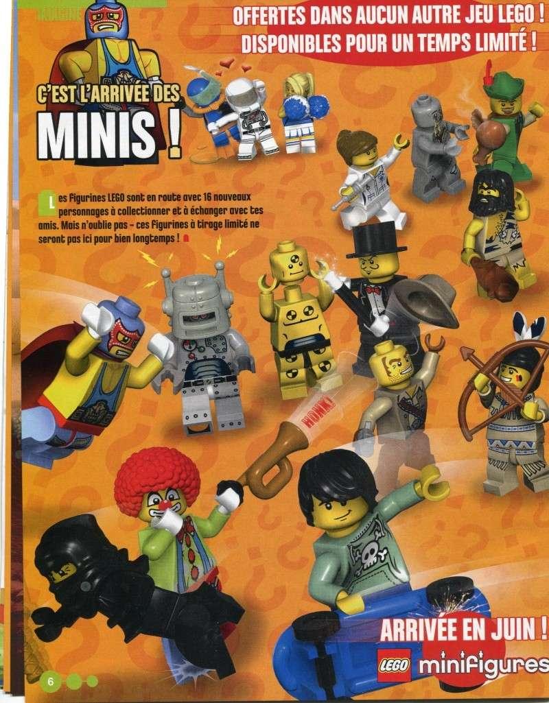 [Comics] LEGO Magazine mai - juin 2010 Diapos15