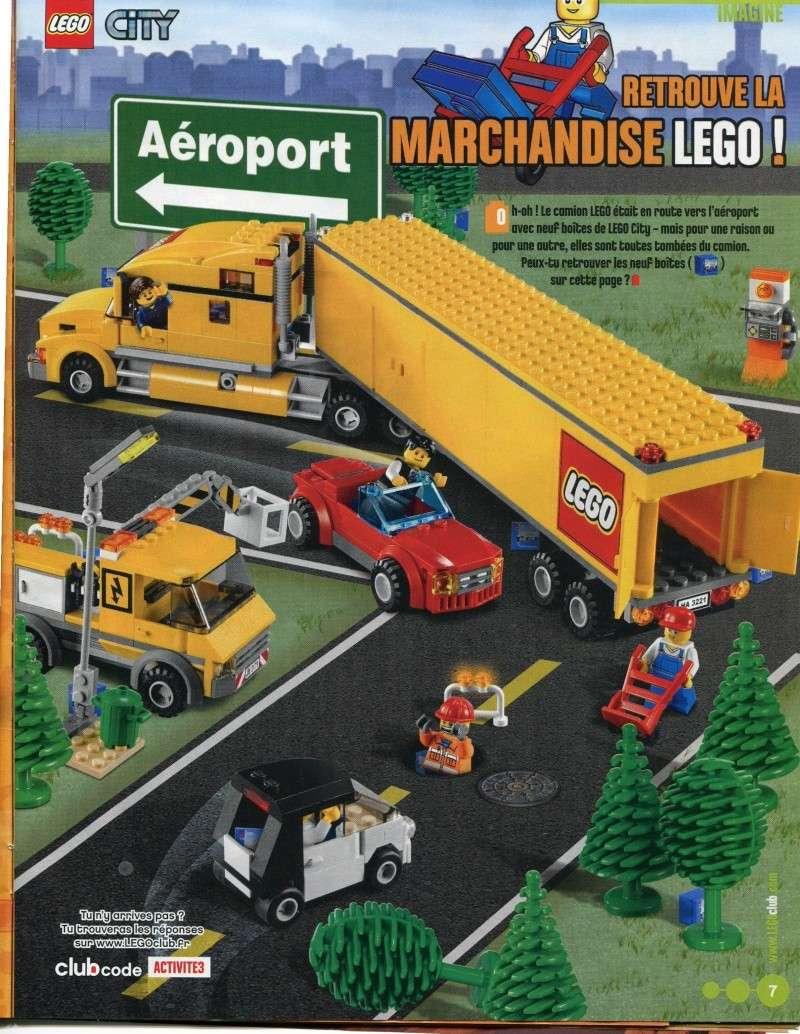 [Comics] LEGO Magazine mai - juin 2010 Diapos16