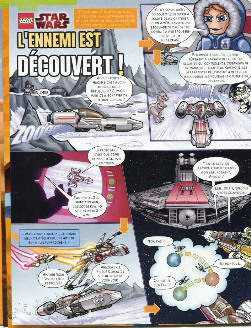 [Comics] LEGO Magazine mai - juin 2010 Diapos17