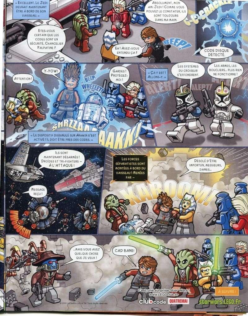[Comics] LEGO Magazine mai - juin 2010 Diapos18