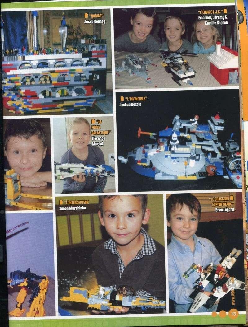 [Comics] LEGO Magazine mai - juin 2010 Diapos20